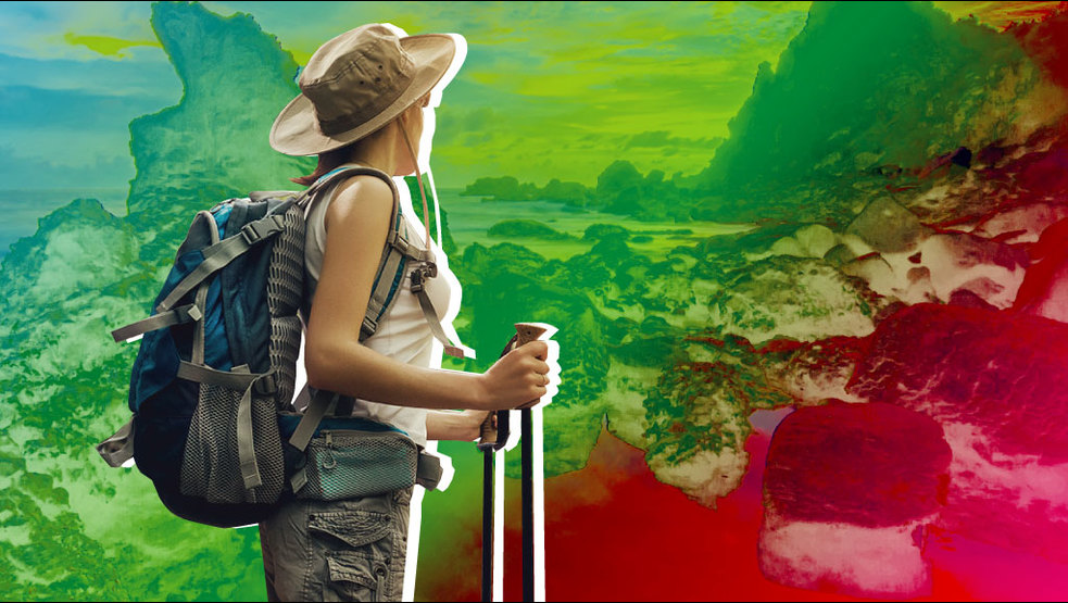 How To Hike In Hot Climates