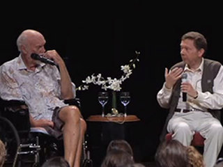 A dialogue with Ram Dass - Eckhart Tolle
