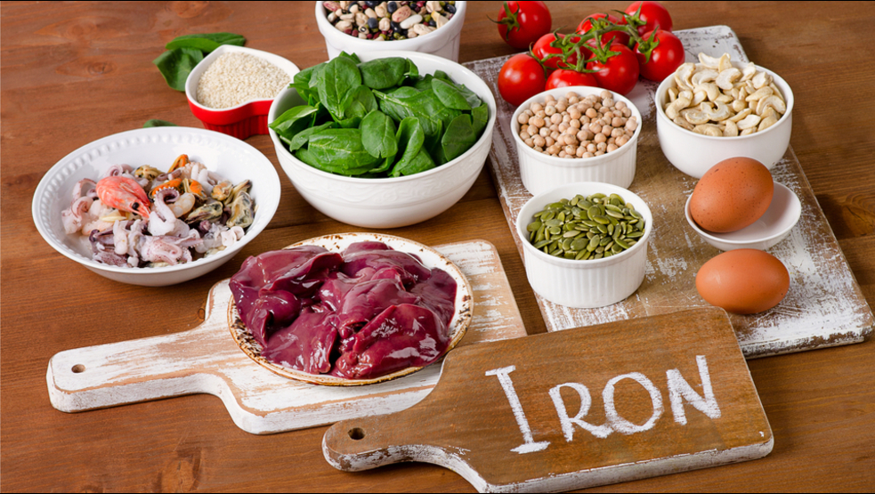 3 Iron-rich Foods You Should Be Serving Up