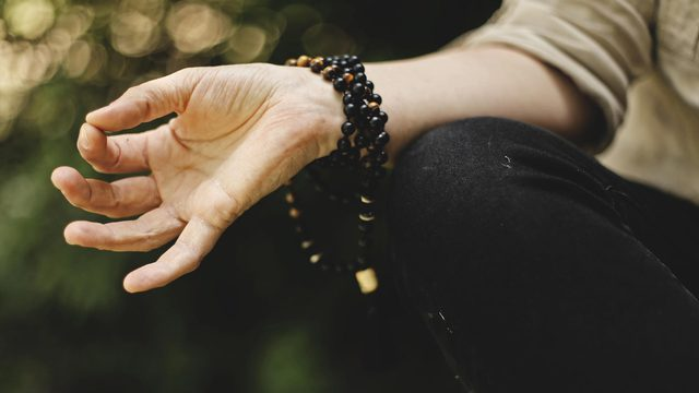 What are mudras?