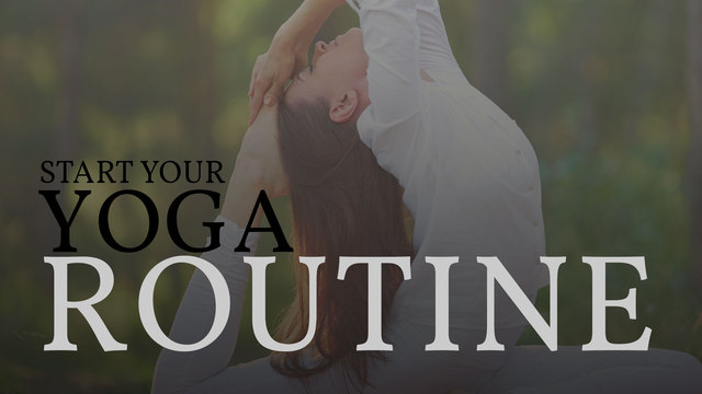 Yoga for sport: introduction